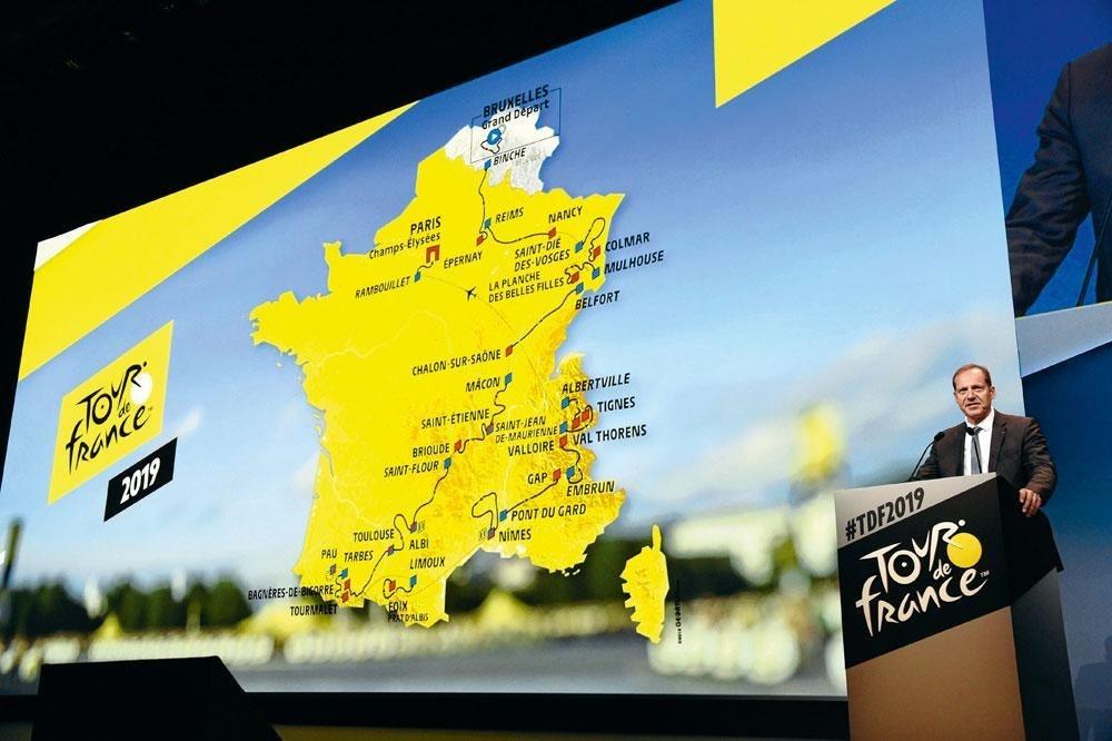 8a8bb468f76dd Comment Bruxelles et le Tour de France forment un précieux tandem -  Entreprises - Trends-Tendances