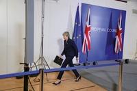Les principales réactions à la démission de Theresa May
