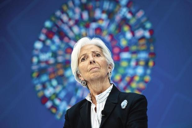 Après sa nomination à la BCE, Christine Lagarde quittera le FMI