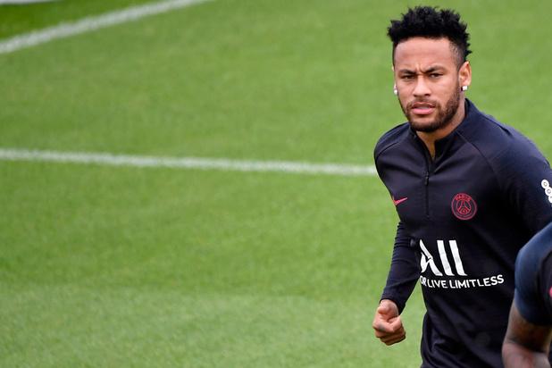 Ligue des champions: suspension de Neymar réduite de trois à deux matches
