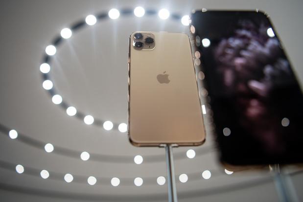 Trois iPhone et deux plateformes de divertissement salués par les marchés
