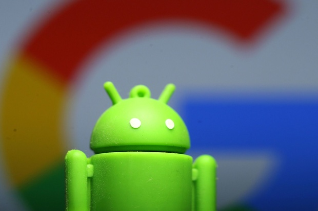 Le smartphone Android en clé de sécurité physique — Compte Google