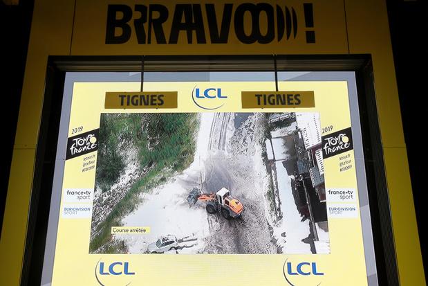 Tour de France : Egan Bernal à 59 kilomètres de la consécration