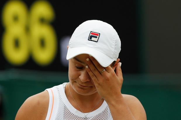 Ashleigh Barty et Serena Williams rejoignent les huitièmes — Wimbledon