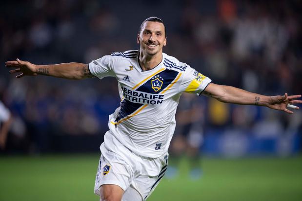 MLS : un triplé et un nouveau record pour Zlatan