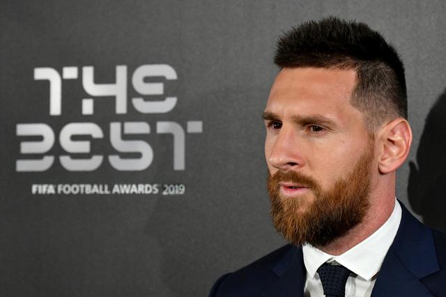 Lionel Messi élu Joueur FIFA de l'année, Alisson meilleur gardien, Klopp meilleur entraîneur