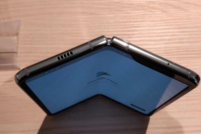 Hands-on met de Samsung Galaxy Fold