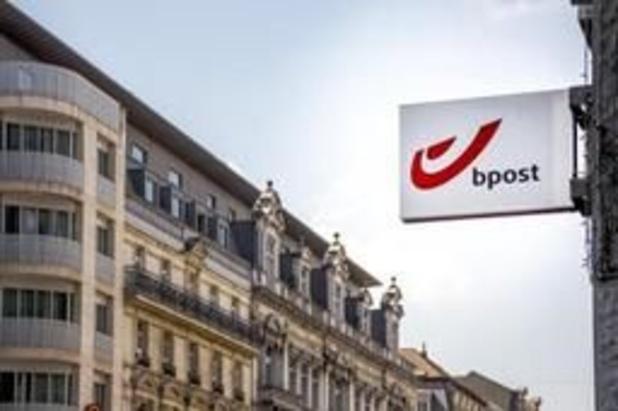 Umicore en Bpost lager op lichtgroene Brussels beurs