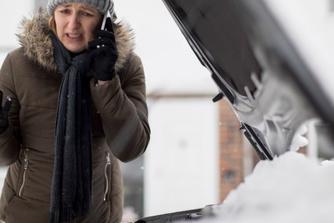 Dit zijn je rechten als je auto niet start door de koude