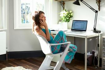 Waarom thuiswerken efficiënter is dan op kantoor werken