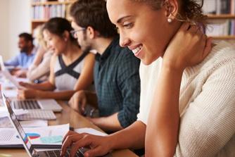 7 voorwaarden voor een succesvolle flexdesk cultuur