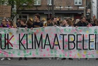 Mag je afwezig zijn op het werk om deel te nemen aan een klimaatmars?