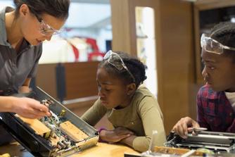 Groot tekort aan STEM-profielen