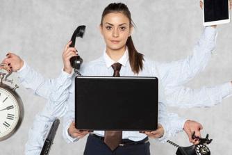 5 redenen waarom 'druk, druk, druk' niet goed is voor jouw imago