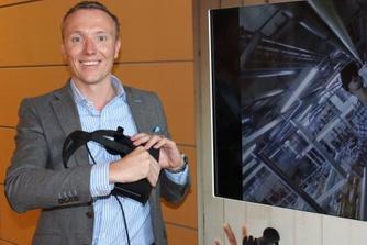 Solliciteren kan ook met virtual reality en 3D