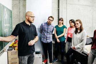 Meer werknemers met STEM-profiel : de toekomstgerichte leeromgeving