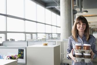 6 redenen waarom koffie belangrijk is op de werkvloer