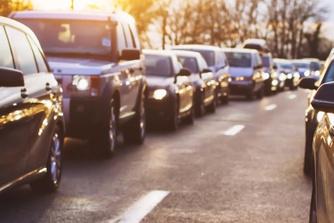Riskeer je voortaan een boete als je op weg naar het werk files vermijdt?
