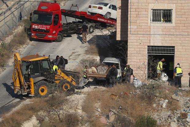 Israël entreprend la démolition de maisons palestiniennes à Jérusalem