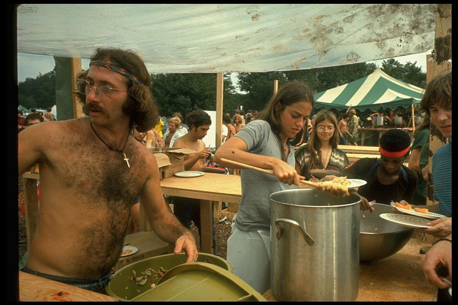 Une exposition pour les 50 ans du festival — Woodstock