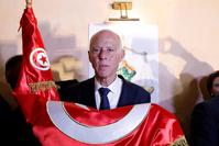 Tunisie: Kais Saied, un président élu par les jeunes