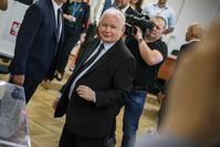 Elections en Pologne: les conservateurs en tête