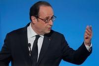 Attentat déjoué contre des policiers: l'un des suspects avait approché François Hollande