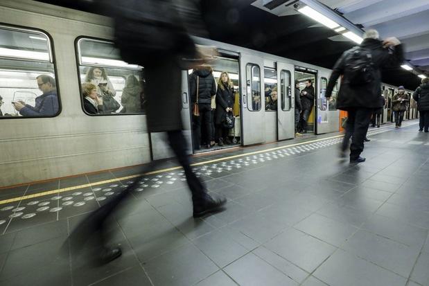 Un concert secret va avoir lieu dans le métro bruxellois