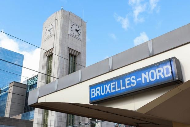 Bruxelles-Nord : L'opération d'évacuation dictée par les conditions de vie sur place