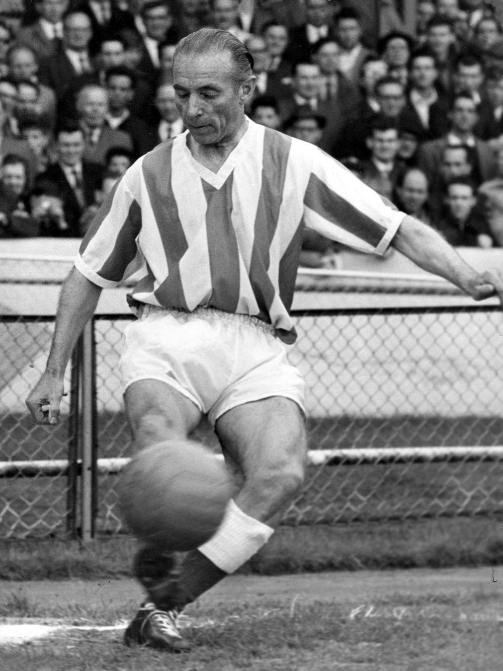 Sir Stanley Matthews, Belga Image