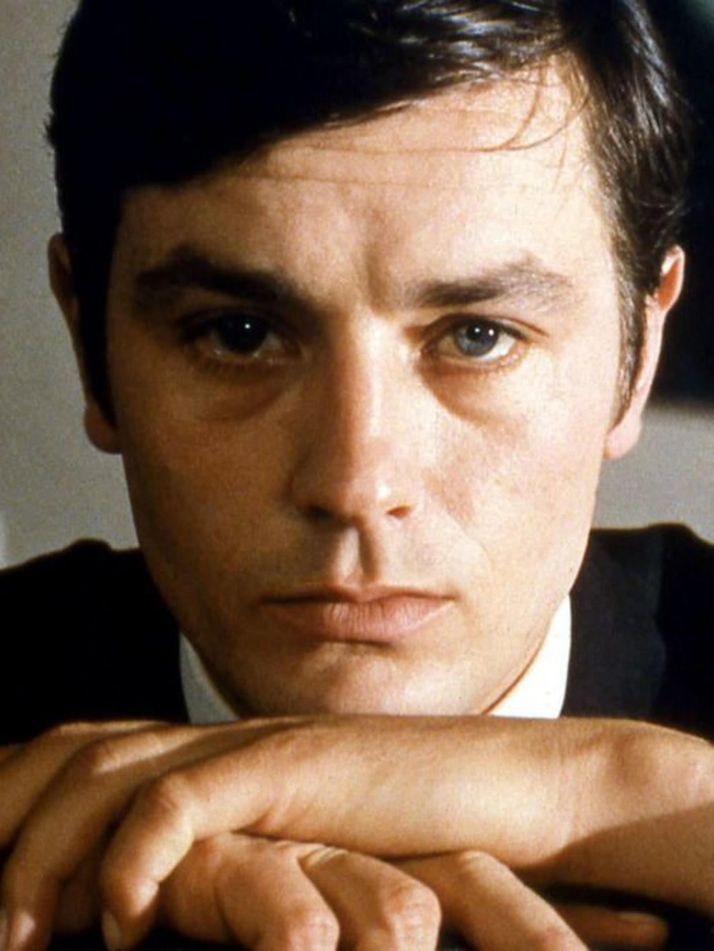 Alain Delon, dans le Samouraï de Jean-Pierre Melville, en 1967, Isopix