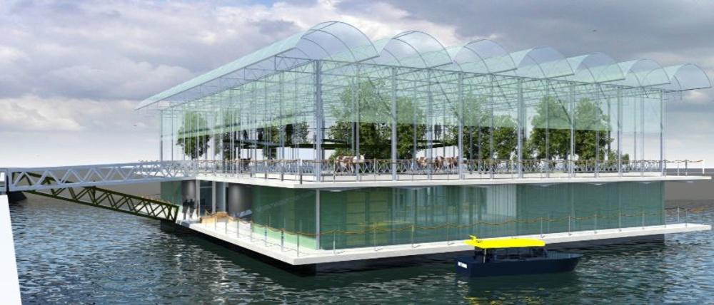., Floating Farm
