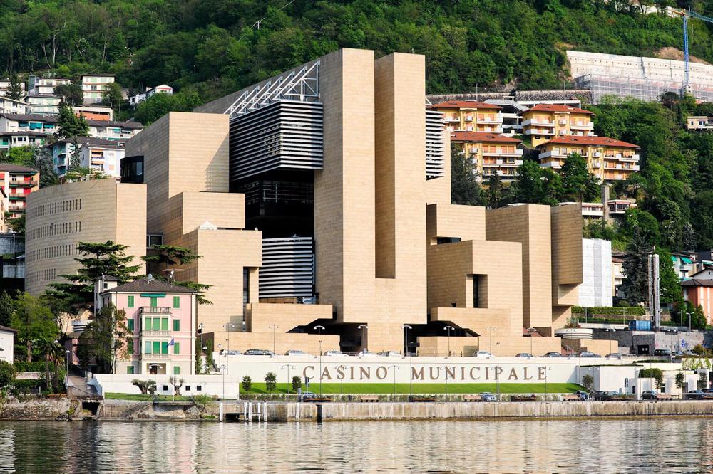 Le casino de Campione d'Italia, Wikicommons