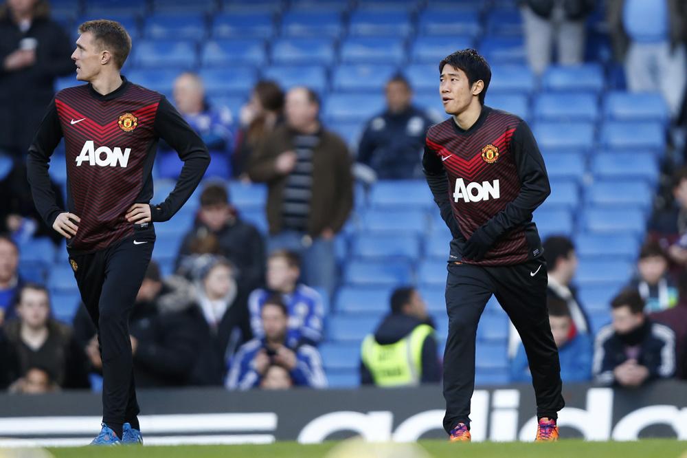 Kagawa's periode bij Man Utd was eerder een teleurstelling., belgaimage