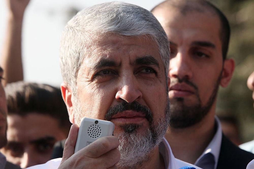 Khaled Mechaal, getty