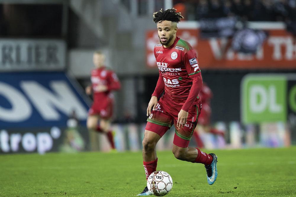 De transfer van Théo Bongonda wordt pas bij het volgende jaargang ingecalculeerd., Belga Image