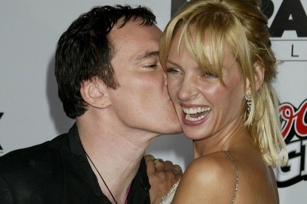 Avec Quentin Tarantino , Reuters