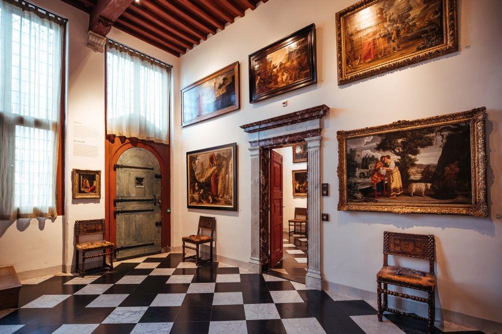 ., Kirsten van Santen, Museum Het Rembrandthuis
