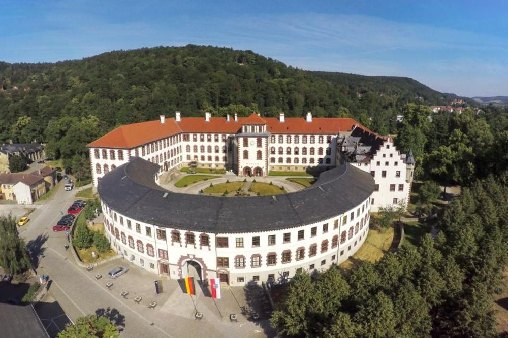 Le Palais Elisabethenburg, Alexander Michel, Thuringer Tourismus