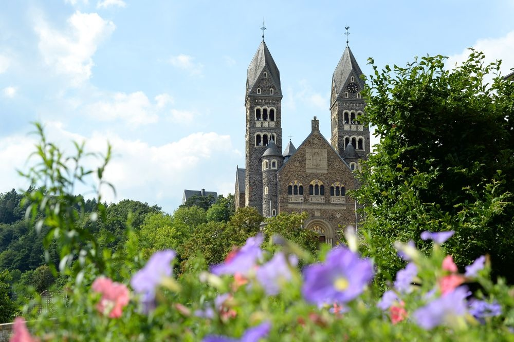 Benedictijnenabdij van St.-Maurice en St-Maur, Jonathan Godin / LFT