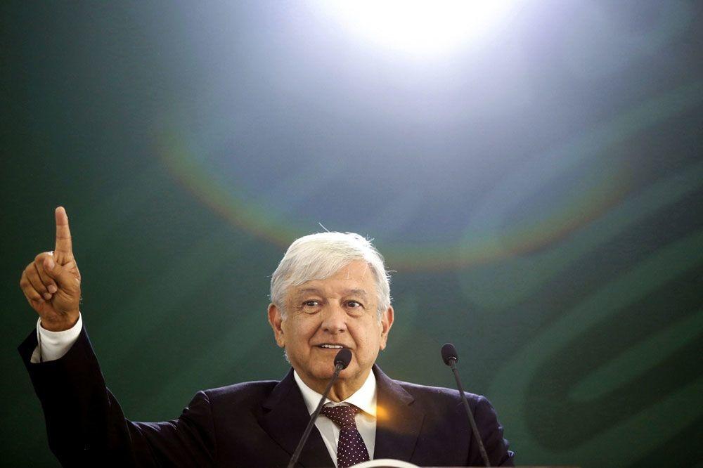 Andres Manuel Lopez Obrador, AFP