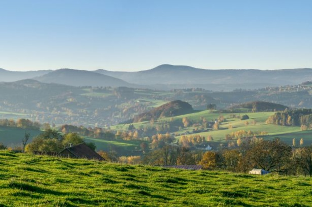 Le massif du Rhön, Getty Images