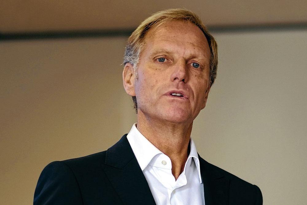 Peter Bossaert, CEO van de KBVB, sprak zelf al van belangenvermenging binnen de bond, BELGAIMAGE