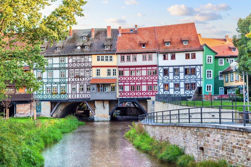 Krämerbrücke, iStock/Getty Images