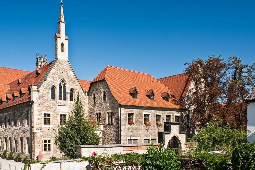 Le Couvent des Augustiniens, Thuringer Tourismus