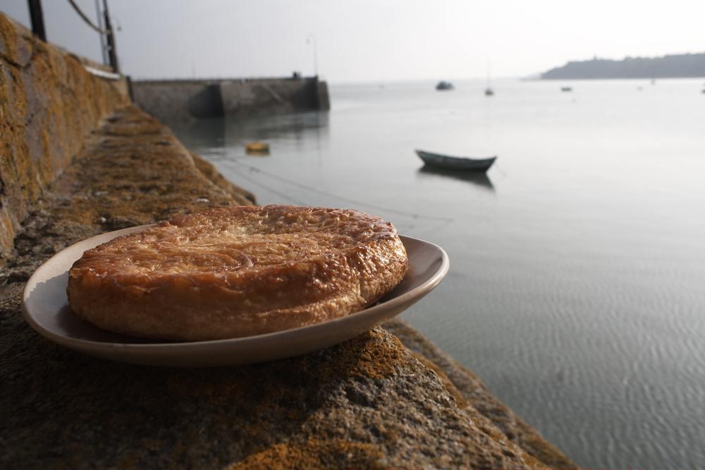 Kouign-amann, boterkoek met veel smaak., Jean-Patrick Gratien