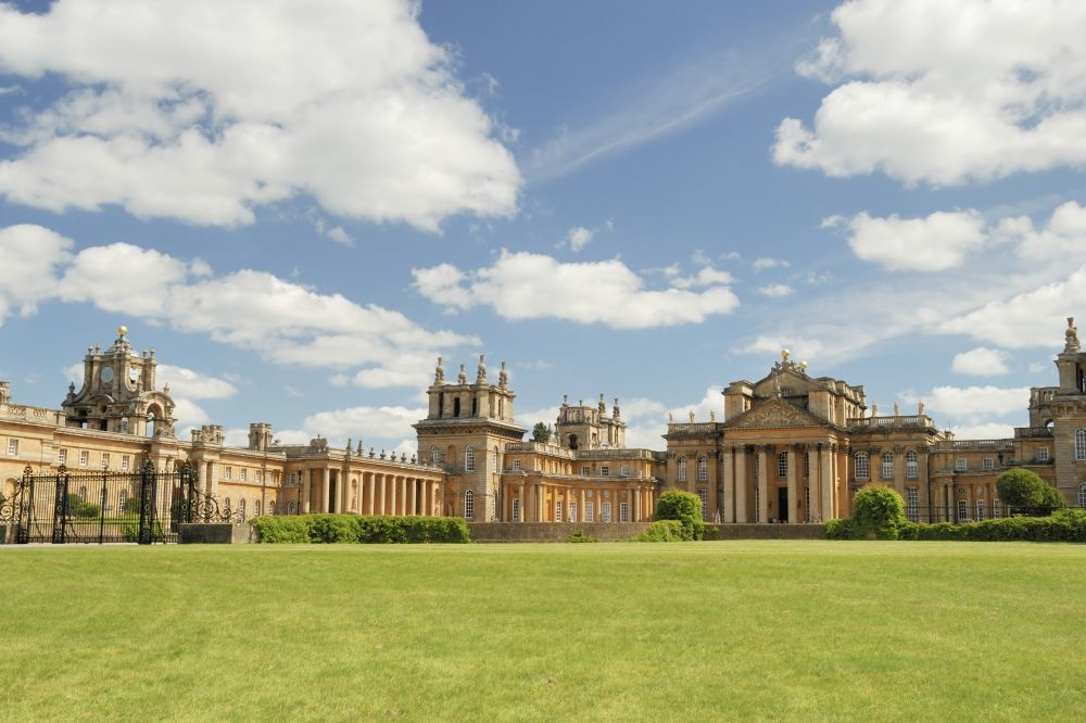 Blenheim Palace, Getty Images