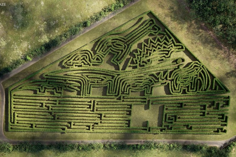 Noach's Ark Maze, Quick Quid