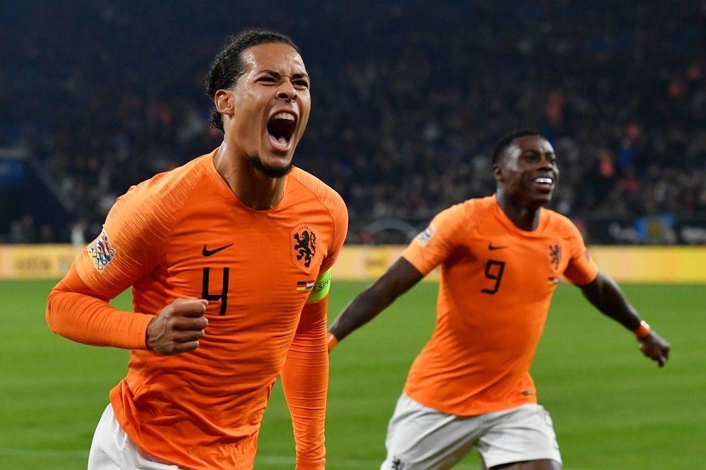 Virgil van Dijk lijkt de grootste kanshebber te worden op Speler van het Jaar., Belga Image
