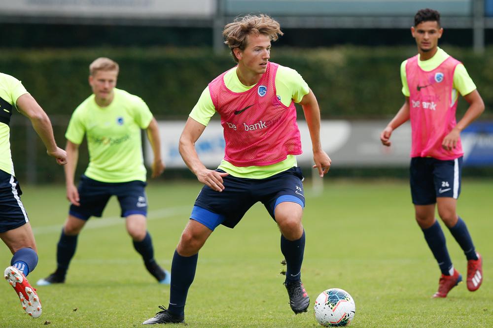 Sander Berge liet een Premier Leagueclub voorlopig links liggen omdat hij CL wil spelen., belgaimage
